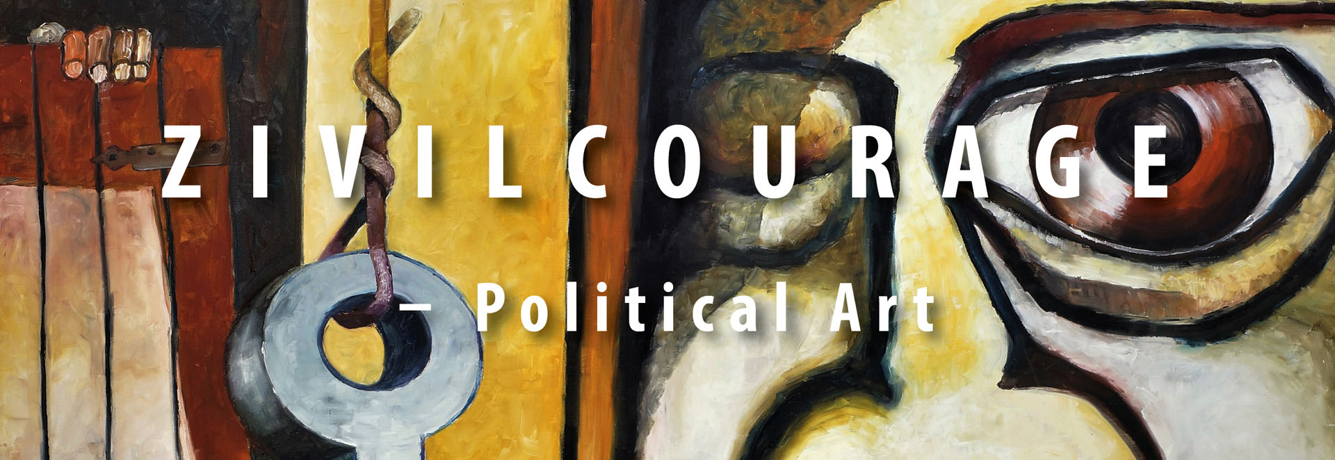 Zivilcourage – Political Art